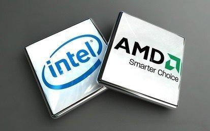 процессоры Intel и AMD